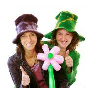 Zauberkreisel, Susanne + Nicole